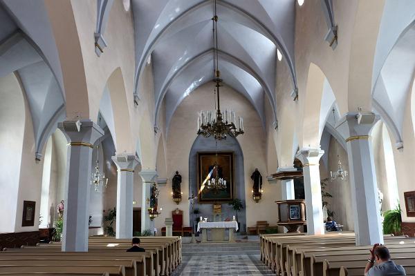 Romersk-Katolska Kyrkans Peeter-Pauli kyrkan i Tallinn