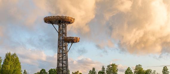 Eesti kõrgeimad vaatetornid