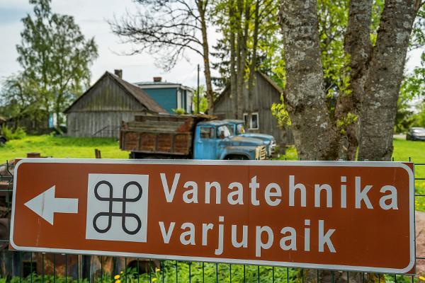 Järva-Jaani Old Technology Museum Centre and Shelter