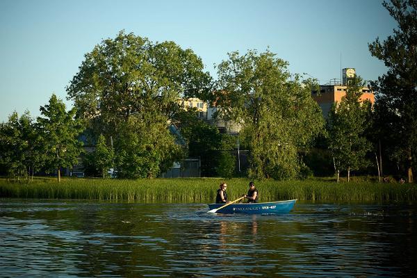 Pärnu Kalatakso boat rental