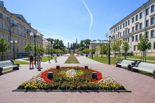 1 - Ikla-Narva cykelväg