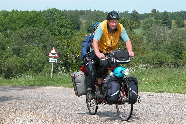 5 - Värska-Pärnu bicycle route
