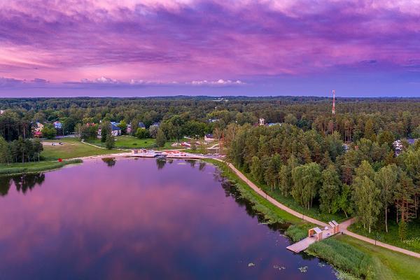 Arbi-järvi Elvassa