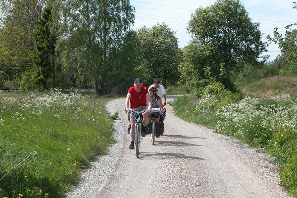 306 - Sarven pyöräilyreitti