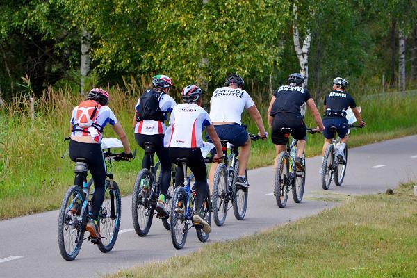 Saaremaa bicycle route