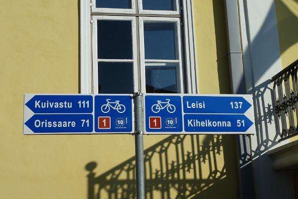 321 - Sāmsalā velomaršruts