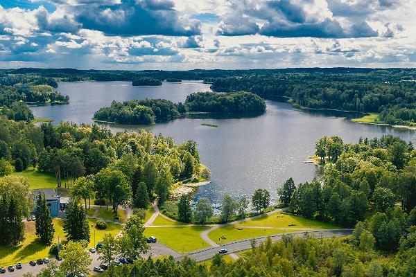 262 - Harimäe-Arulan pyöräilyreitti