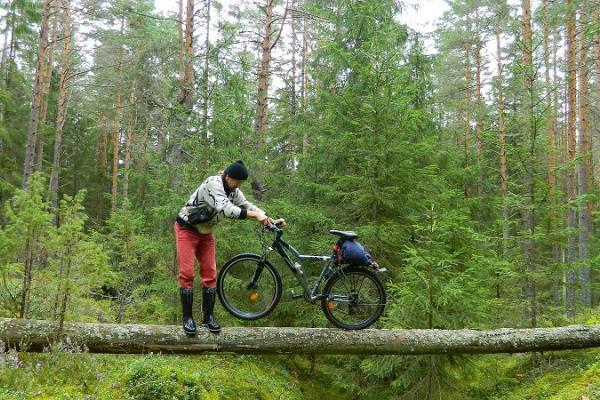 281 - Велосипедный маршрут Пиуза
