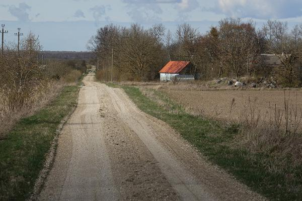 162 - Rabivere bicycle route