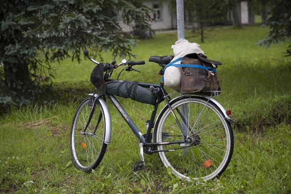 Karksi-Nuia - Rûjiena cykelväg