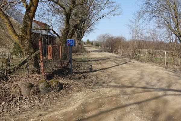 141 - Ida-Virumaa cykelväg vid havet
