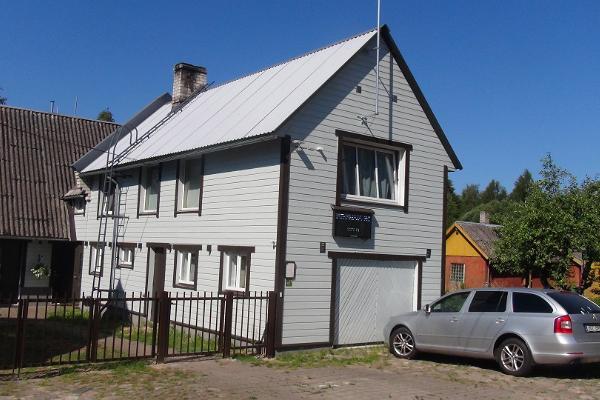 Wanderhaus Livonia