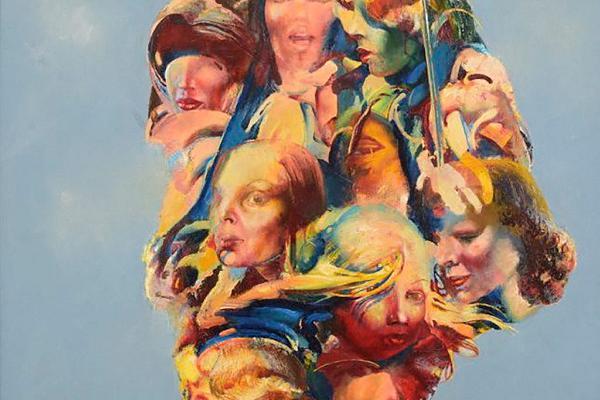 Internationale Aktausstellung MANN UND FRAU
