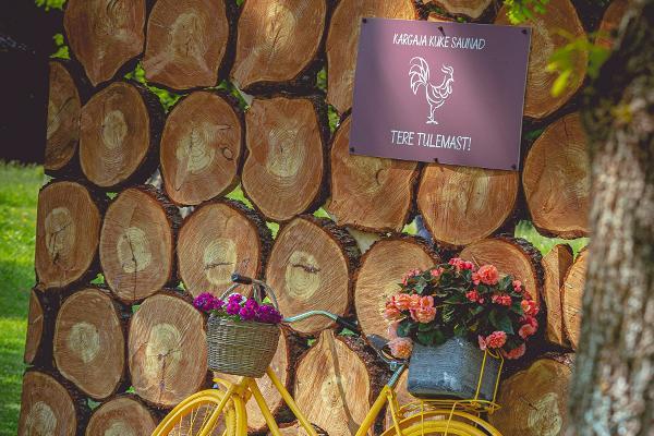 Kargaja Kuke cabins and saunas
