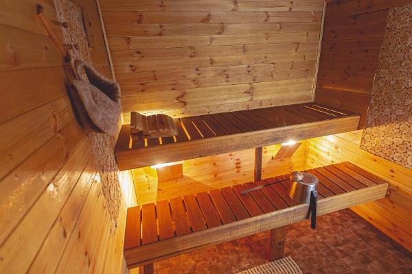Kargaja Kuke sauna