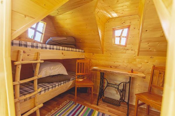 Kargaja Kuke cabins