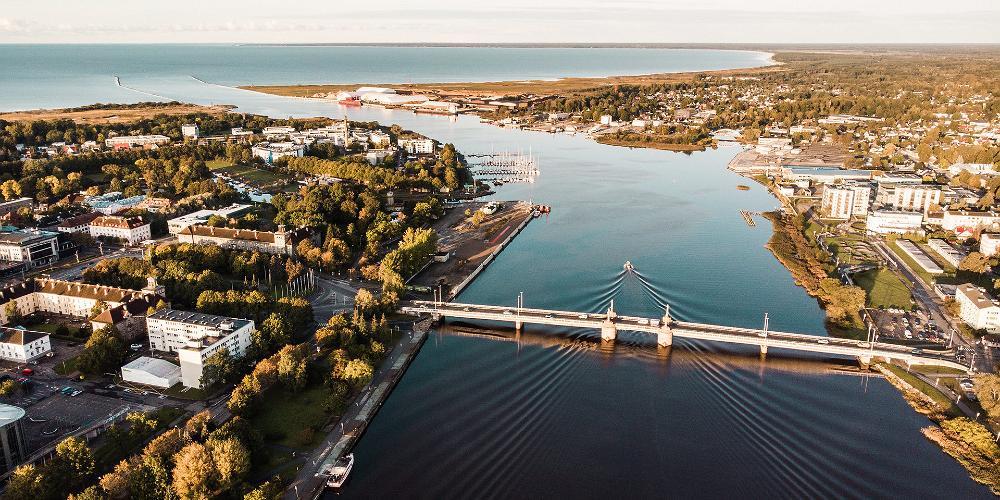 """""""Täällä on turvallista"""" -merkki on lupaus vastuuntuntoisuudesta, Pärnu, Visit Estonia"""
