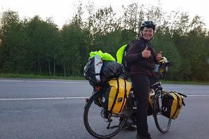 142 - Radroute Peipussee und Fluss Narva