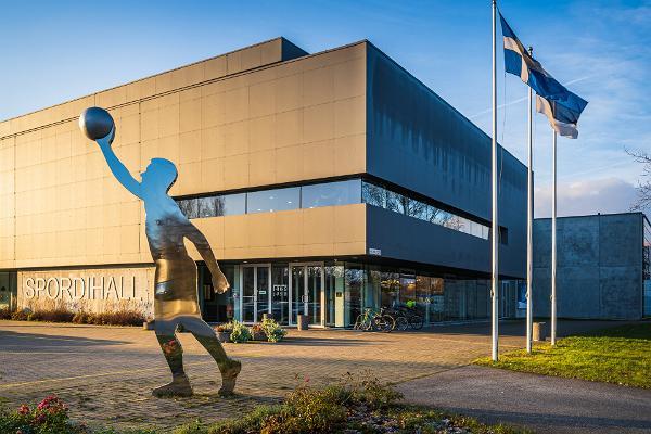 Pärnun urheiluhalli