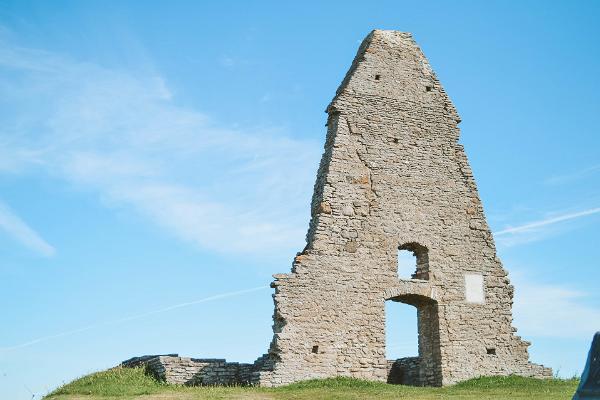 Mariakapellets ruiner
