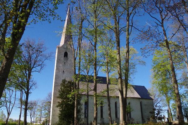 Järva - Pyhän Pietarin kirkko