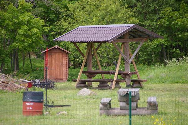 Väinjärven leirintäalue