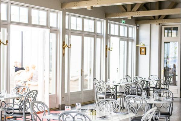 Villa Fridheim, Von Gernet kohvik/restoran
