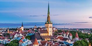 Tallinns Altstadt