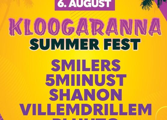 KLOOGARANNA SUMMER FEST