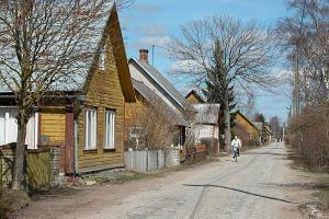 Straßendorf am Peipussee