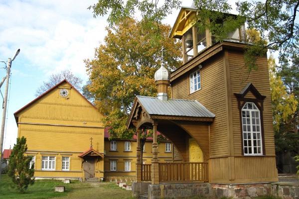 Rajakülan vanhauskoisten rukoushuone