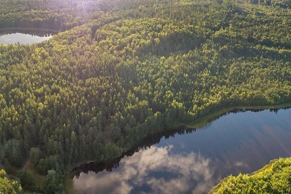 143 - Rundfahrt um den See Pannjärv