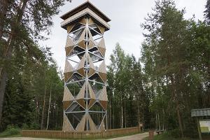 Valgesoo watchtower