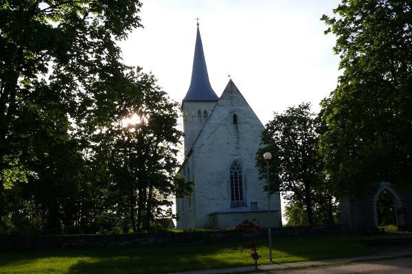 Märjamaa baznīca
