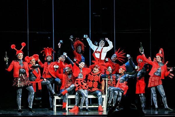 Die Operntage auf Saaremaa