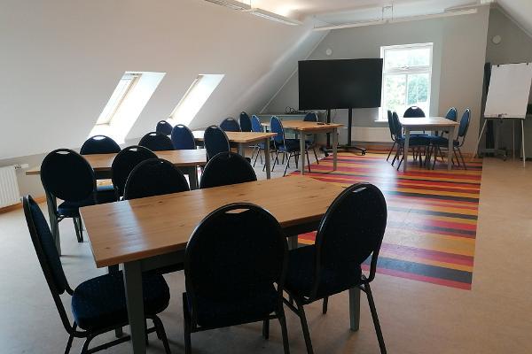 Sportland Kõrvemaa Matka- ja Suusakeskuse seminariruumid