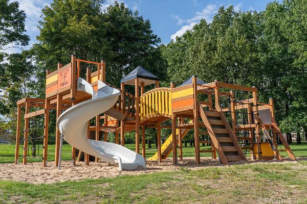 Spielplatz des Valuoja-Tals