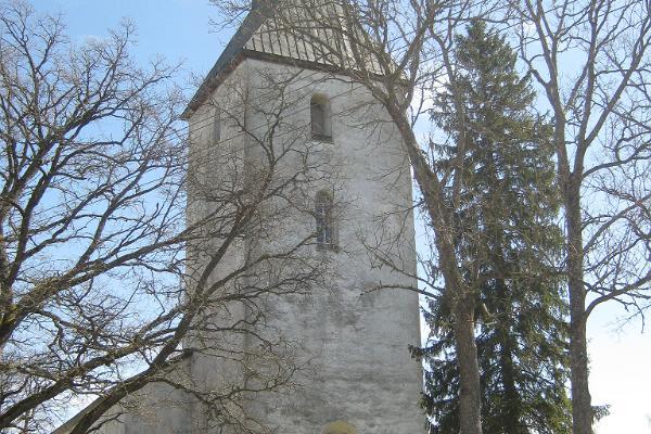 Pilistvere St Andrew Church