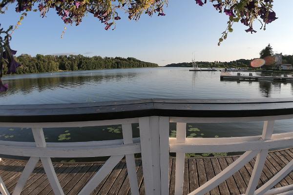 Elamussõit elektrirattal ümber Viljandi järve