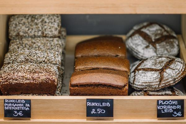 Müüriääre Pagaripood (dt. Bäckerei an der Stadtmauer)