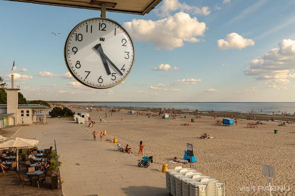 Пярнуский пляж