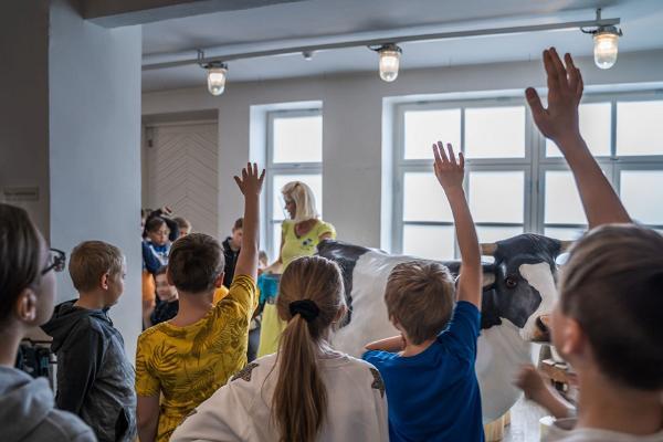 Opastettu museokierros Viron maitotalousmuseoon