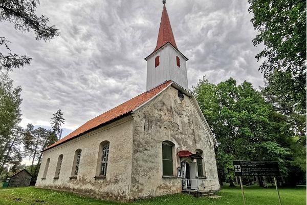 Vändra St Martin's Church