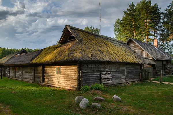 Värska Bondgårdsmuseum
