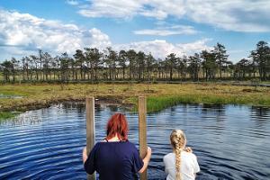 Riisa õpperada Soomaa Rahvuspargis