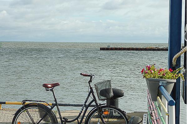 Kihnu saare Linaküla ring jalgrattal