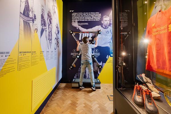 Эстонский музей спорта и Олимпийских игр