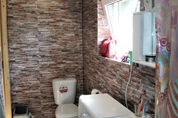 WC-suihkutila Tamme Tallin lomatalossa