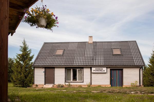 Hiiemäe Puhkemaja holiday house visit-estonia