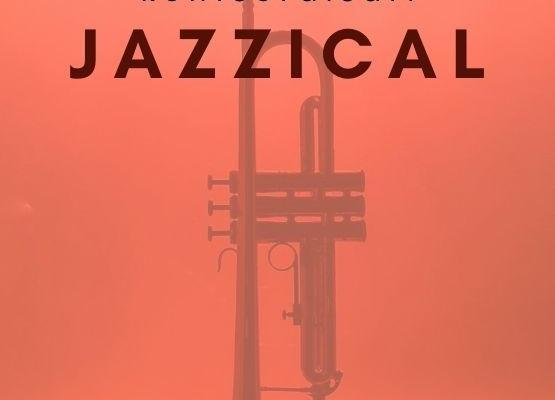 """Kontserdisarja """"Jazzical"""" plakat"""